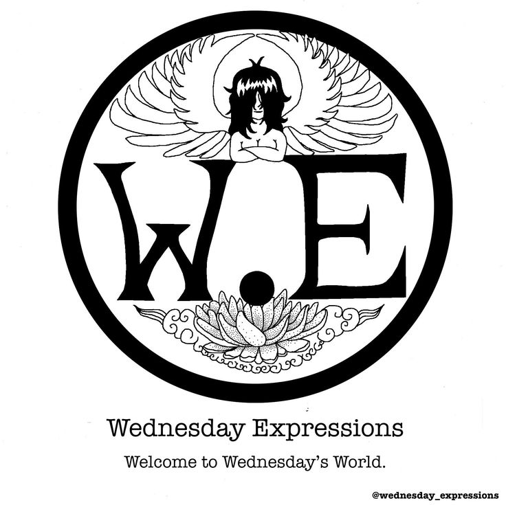 Designed my very first #logo for Wednesday Expressions!  Online Store at society6.com/wednesday_expressions Please check it out and leave a like on what you love!  Got an idea that you would like to see illustrated, or a drawing of mine you want on my store? Please leave a comment below . . . . . . . #wednesdayexpressions #society6 #patreon #prints #poetry #illustrator  #onlineshop #shoponline #shop #store #illustration #art #handmade #ink #quotes #qotd #potd #shortstory #artist…