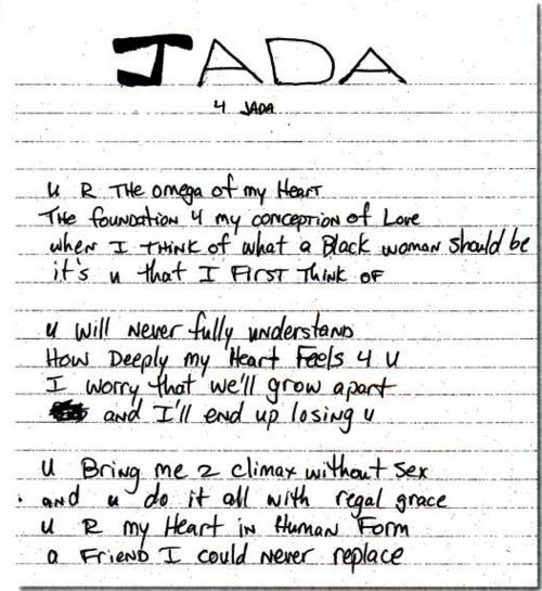 I want someone to love me this much.    By Tupac Shakur