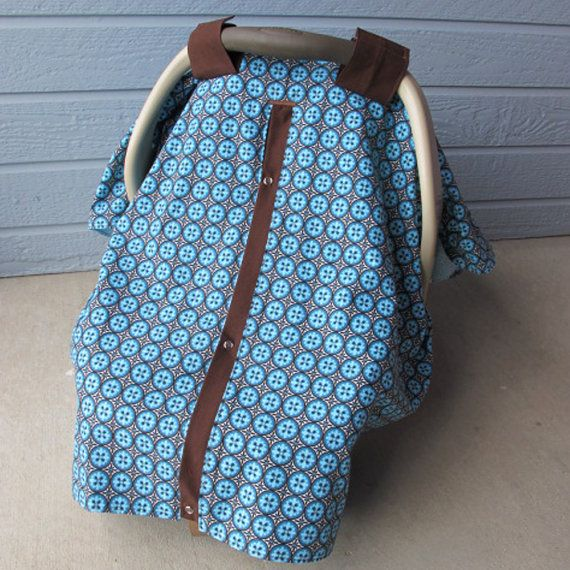Infant Car Seat Cover Pdf Pattern Sew Your Own Cars