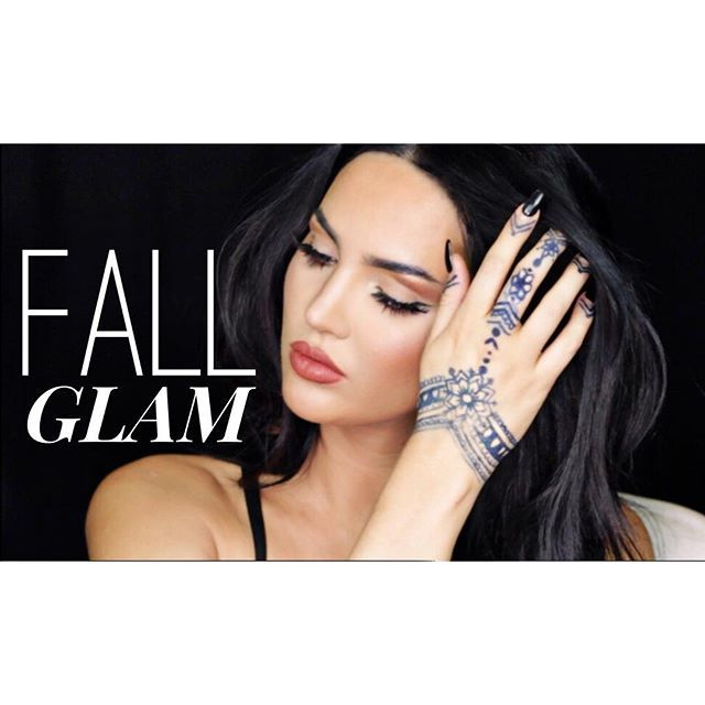 @nataliehalcro - Hey loves NEW FULL FACE MAKEUP TUTORIAL up on YouTube. Direct link is in my bio