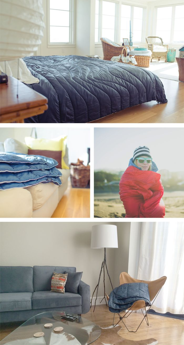 Rumpl - The World's Best Blanket by Wylie Robinson and Nick Polinko — Kickstarter | @Blake Lofgren I really REALLY want one of these!! only $81 for a couch throw :)