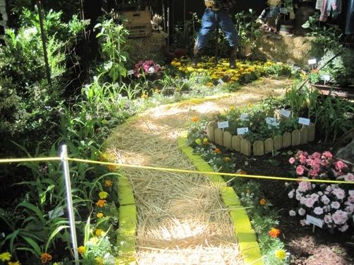 landscape yellow brick road | Alameda County Fair In Pleasanton California
