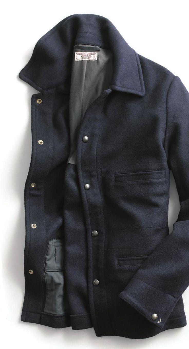 ‼️Wallace & Barnes skiff jacket - J.Crew