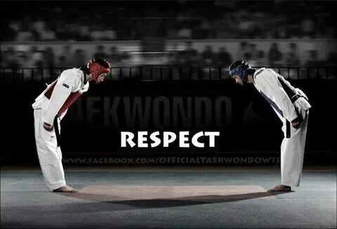 Respect.                                                                                                                                                     More