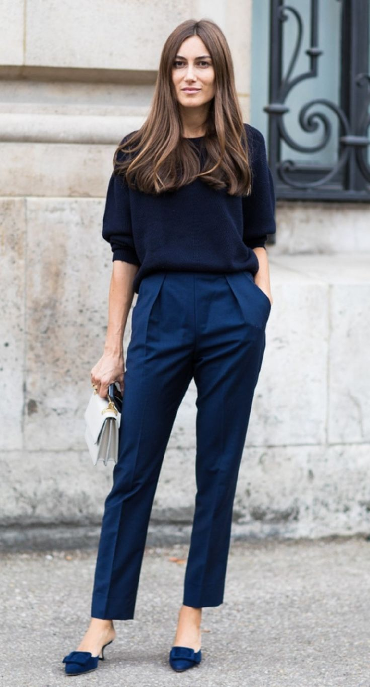 35 Komfortablen Büro Outfit Ideen für den Herbst – Emelia Calor