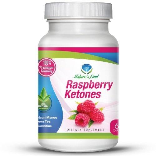 Raspberry Ketones Extract, 1000 Mg Per Serving, 60