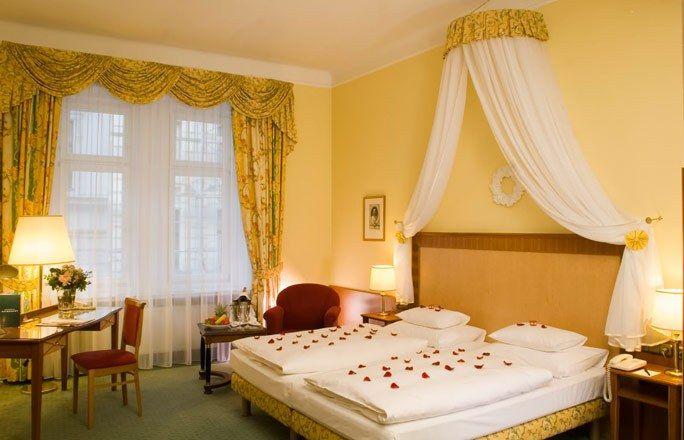 Hotel romántico