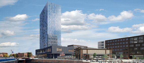 Die Technische Hochschule Hamburg-Harburg (TUHH) freut sich auf die Konferenzmöglichkeiten im künftigen Best Western Premier Hotel.