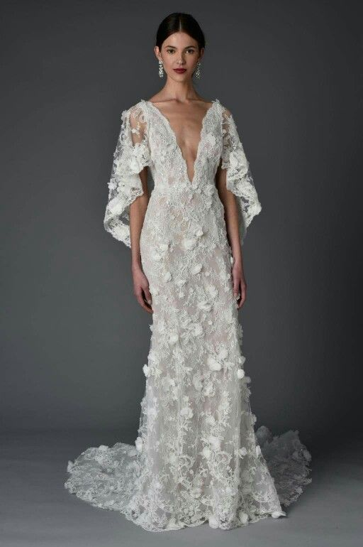 Marchesa Bridal 2017 Spring Collection