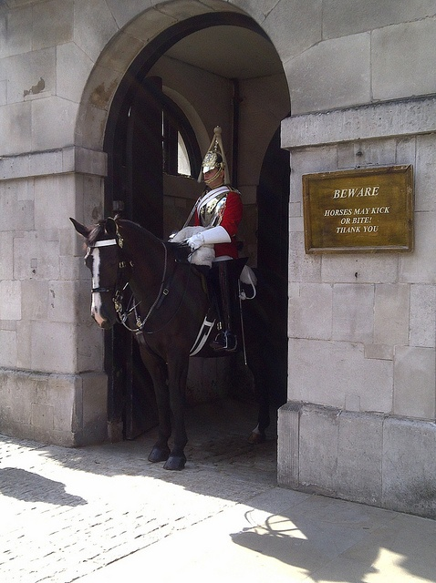 London, England - Horse Guards Parade.  Taken 2011.