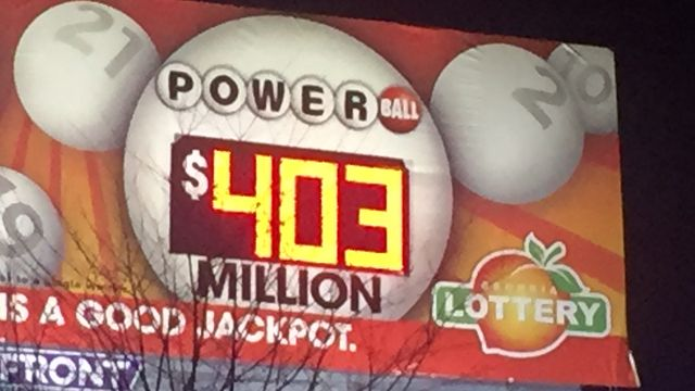 Don't miss the Powerball drawing Wednesday night followed by the Channel 2 Action NewsNightbeatat 11.