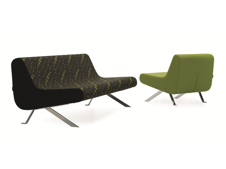 Onda sofa and armchair