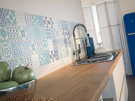 Ffentliche Rume Wohnzimmer Badezimmer Schlafzimmer Stil Patchwork Antik Steinoptik Unicolor Ziegeloptik Metalloptik Feinsteinzeug