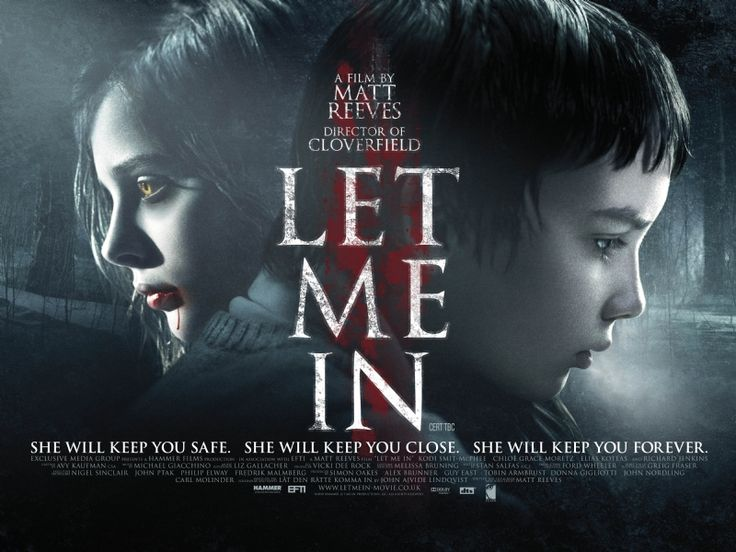 Let Me In (2010) - It's a little less ambiguous than the original, but  Matt Reeves' American remake also gave me a sense of nostalgia that the original Swedish film couldn't. The remake still keeps the story equal parts disturbing, and sweet. Abby & Owen's version of the story is familiar, but slightly different, yet I loved it as much as the original, and the book.