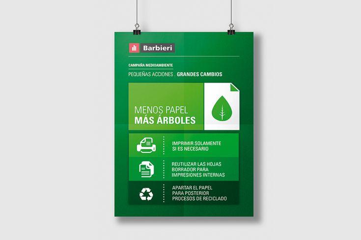 Campaña Medioambiente   Barbieri
