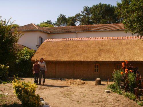 Stage organisé par Le toit en chaume retour à l'accueil