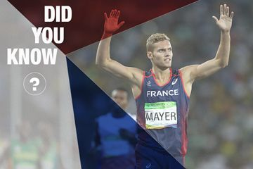 Spikes: Did You Know? Kevin Mayer Spikes powered by IAAF