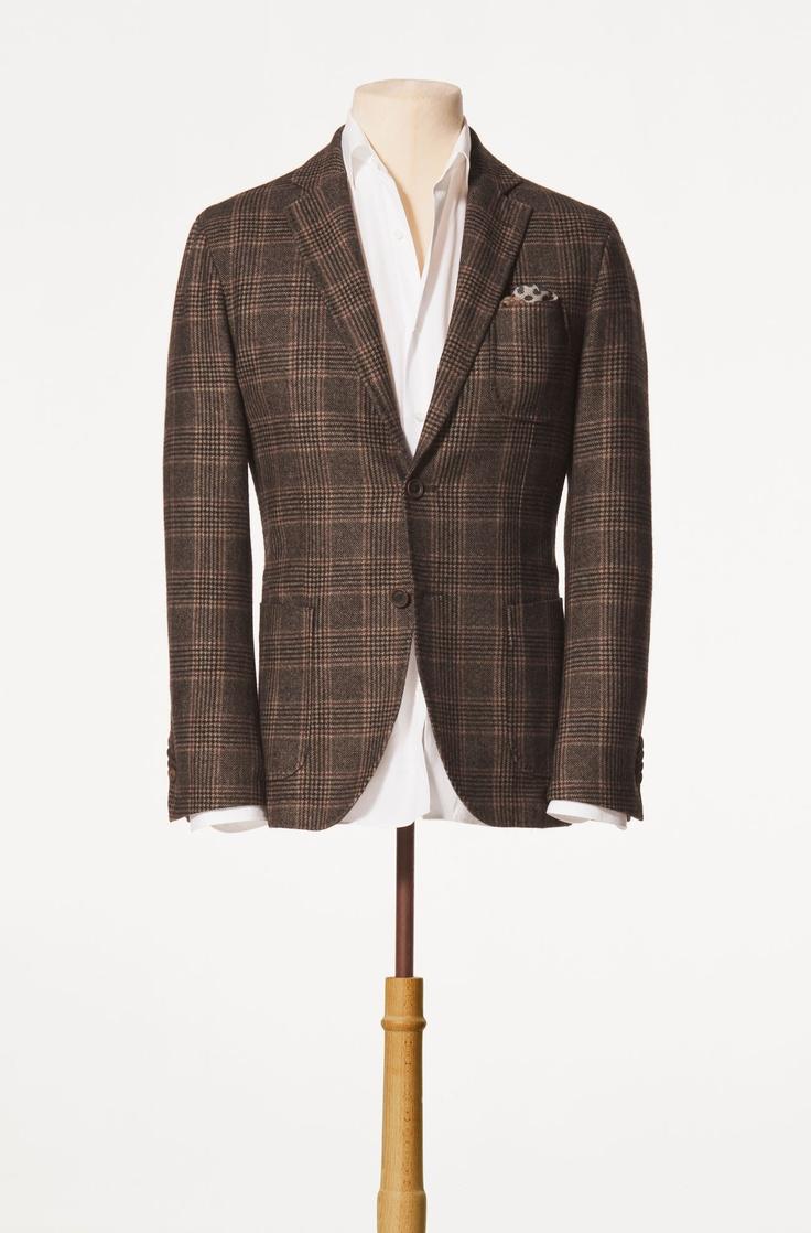 14 best Men's Checked Blazers images on Pinterest | Blazers, Men's ...