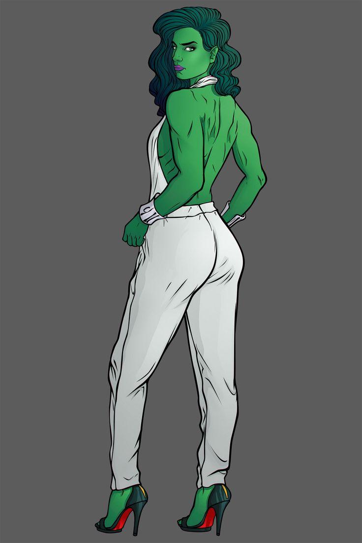 Marvel Fashion Serie n°3:She-Hulk