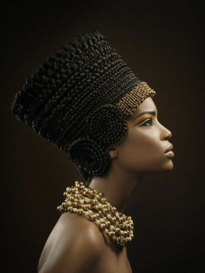 1000 id es sur le th me maquillage africain sur pinterest maquillage tribal maquillage vieux. Black Bedroom Furniture Sets. Home Design Ideas