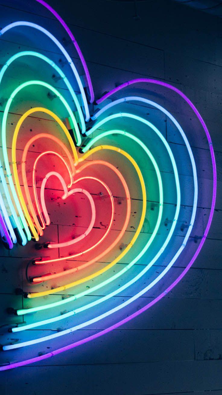 15 Colorful Neon iPhone XR Wallpapers | Wallpapers | Fondo de pantalla colorido, Fondos de ...