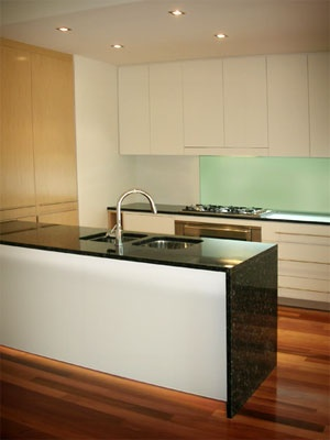 kitchen splashback- find out what colour this is.