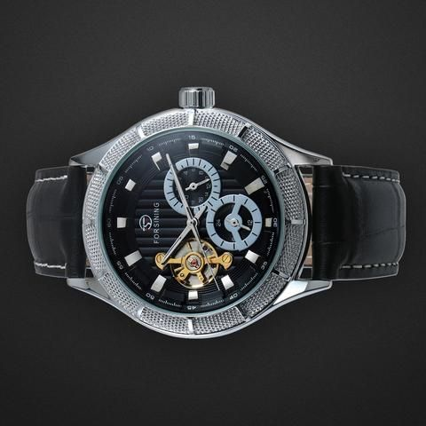 MA 459 Turbine Tourbillon Chronograph