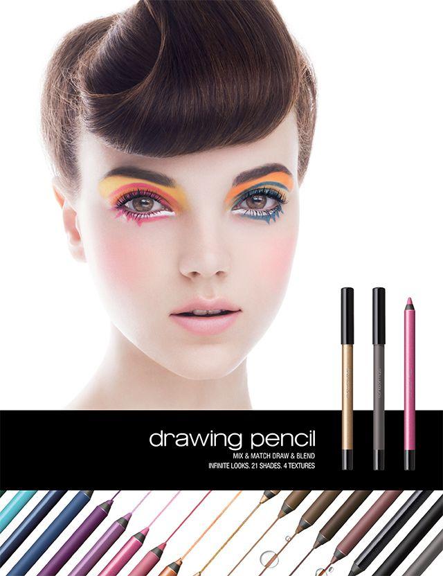 shu uemura Drawing Pencil Photos & Information — Beautezine