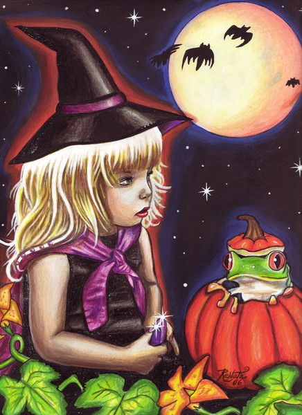Happy Halloween! Renata Cavanaugh