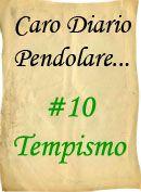 #DiarioDiUnLettorePendolare: Tempismo. Per il decimo appuntamento puntiamo sulla filosofia e su un grande insegnamento di vita.