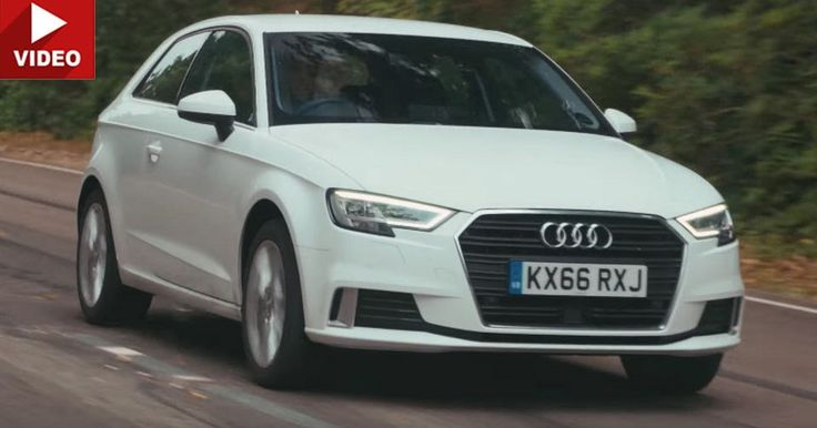 Review Finds 1.0-liter, 3-Cylinder Petrol Audi A3 Highly Competent #Audi #Audi_A3