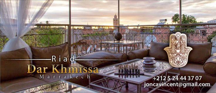 Riad Dar Khmissa Marrakech Maroc: Météo du JOUR du Riad Dar Khmissa Marrakech Maroc...
