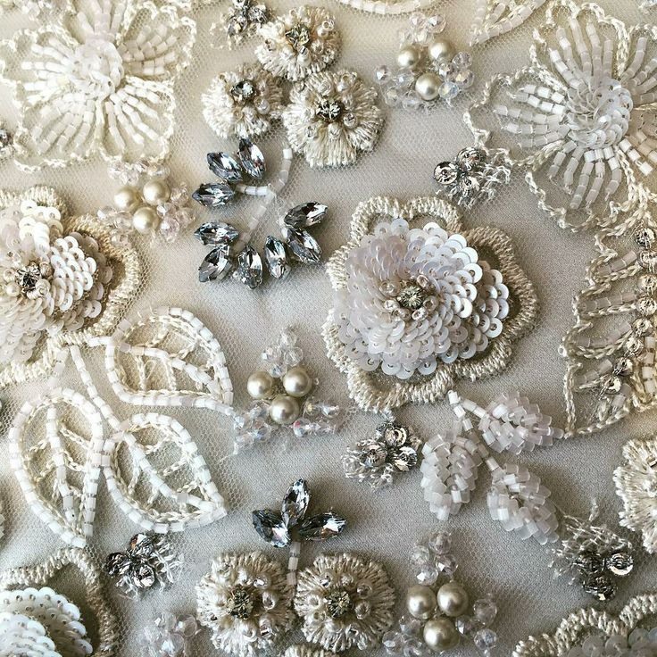 Haute Couture | Tambour Beading & Embroidery