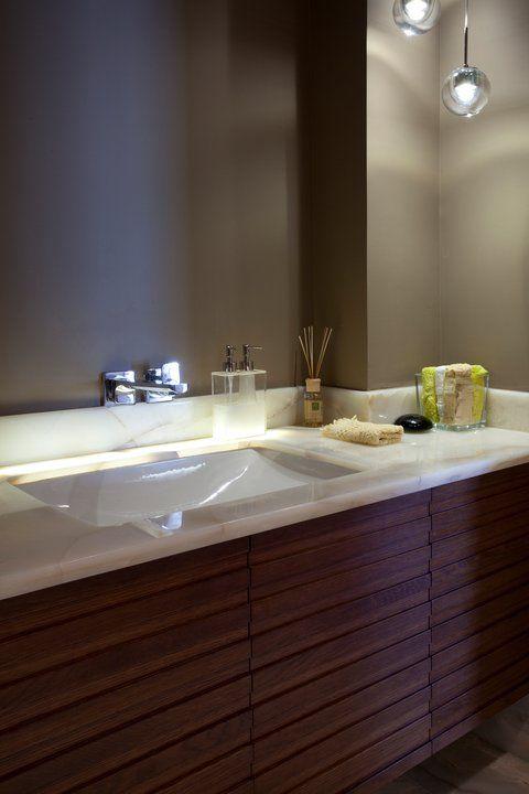 HOUSE INTERIOR IN KERATEA Bathroom