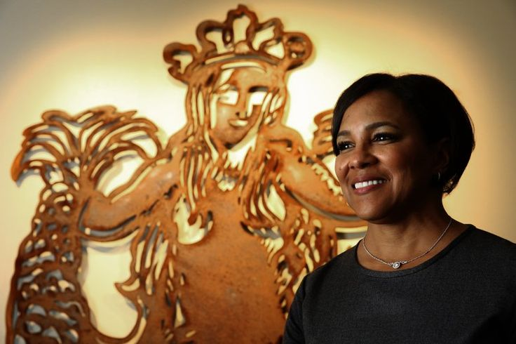 Coffee Giants @Starbucks Hires First African American COO – Roaslind Brewer #BlackExcellence