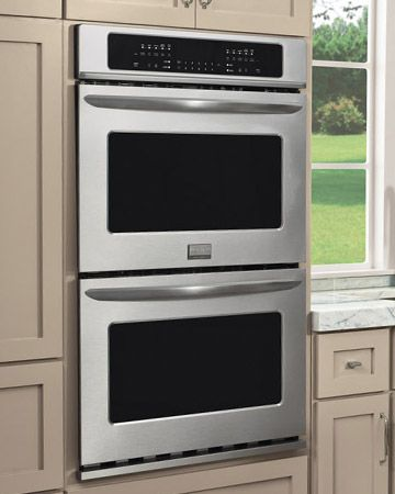 Frigidaire Gallery Double Wall Ovens Ovens And Wall Ovens