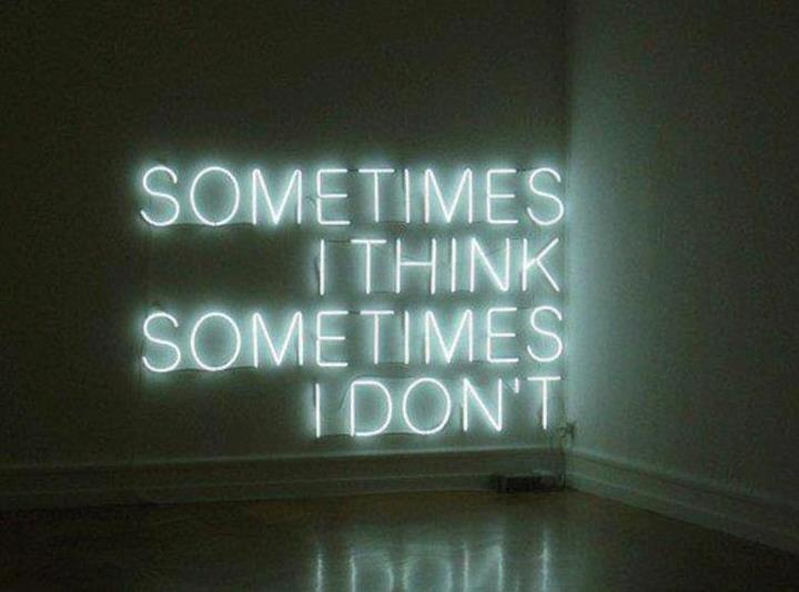 and it's a great feeling!Random Quotes, Neon Lights, Neon Signs, Bruce Yousuf, Walks The Moon, Tracey Emin, So True, Art Installations, True Stories