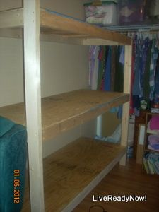 Building bunk beds fast n cheap, maybe for camp