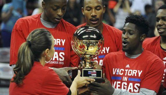 Ligue d'été de Las Vegas : voici le programme ! -  Comme chaque année, la ligue d'été de Las Vegas va se dérouler sur dix jours, entre le 7 et le 17 juillet prochain. Le calendrier de la compétition vient de… Lire la suite»  http://www.basketusa.com/wp-content/uploads/2017/06/spurs-summer-league-570x325.jpg - Par http://www.78682homes.com/ligue-dete-de-las-vegas-voici-le-programme homms2013 sur 78682 homes #Basket