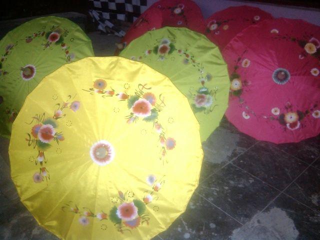 Payung Hias Juwiring