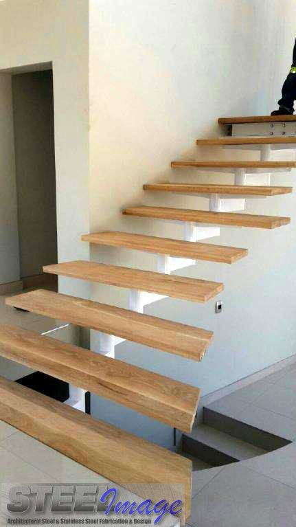 Bottom part is done of this designed staircase  #steelimage #custom #designed #staircase