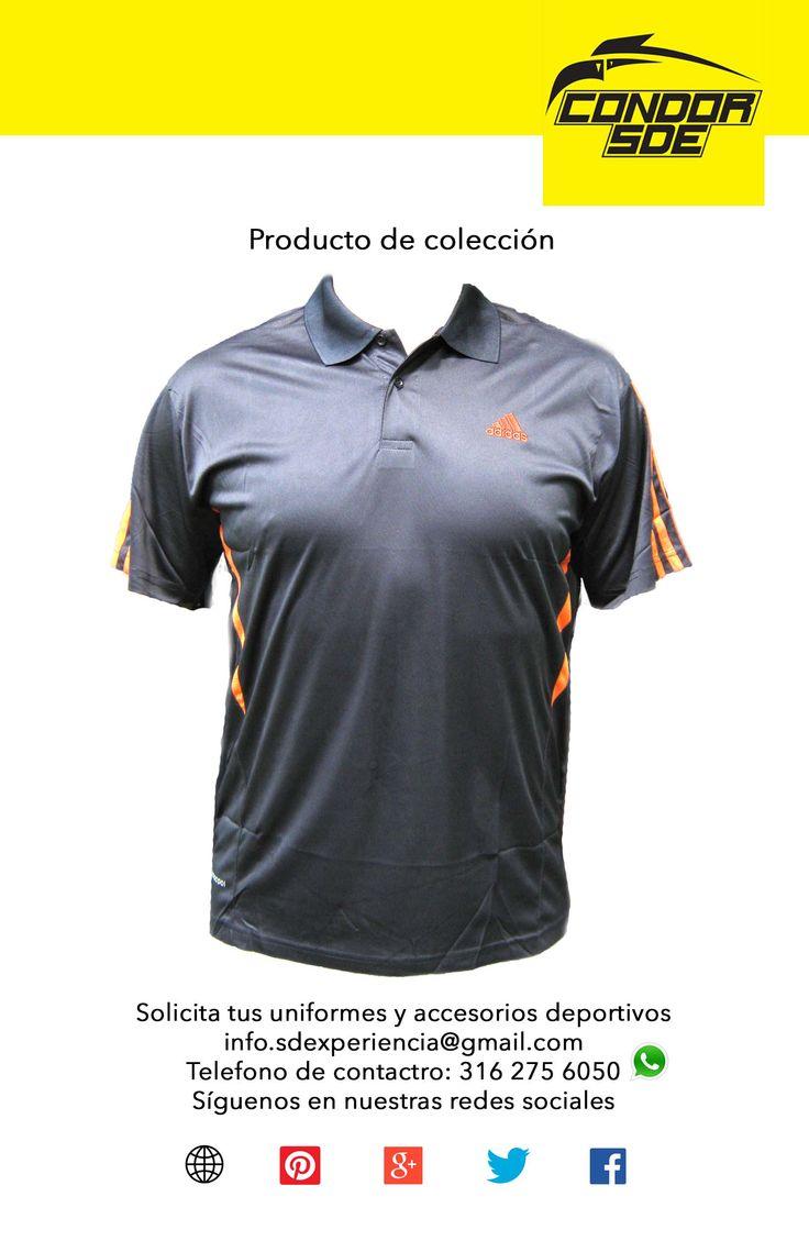 Conoce un poco de nuestras camisa polo de colección para ti.#deportes #uniformes #ropadeportiva #ventas #accesorios #indumentaria #condorsd