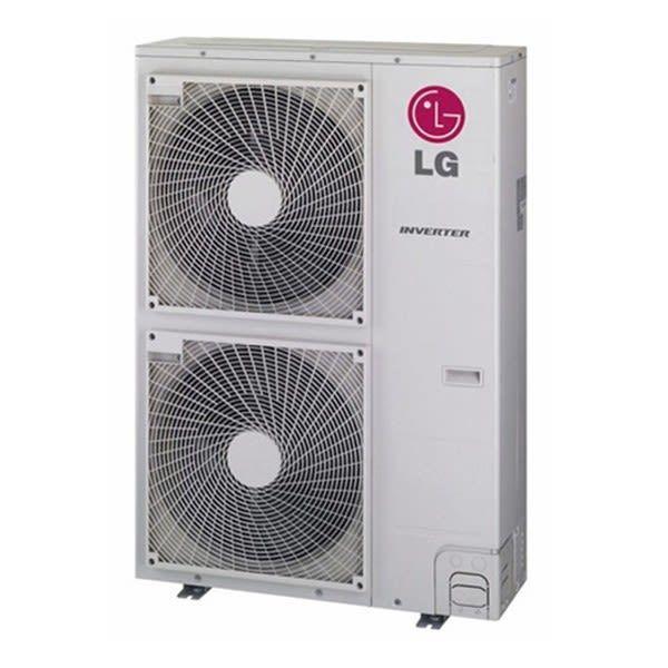 Lg Lmu540hv 54 000 Btu Ductless Multi Zone Heat Pump Air Conditioner Condenser Heat Pump Air Conditioner Air Conditioning Installation Heat Pump