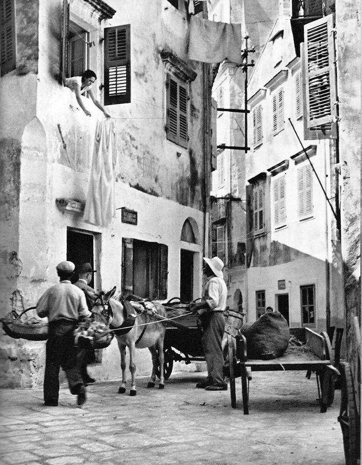 1938 - Corfu island