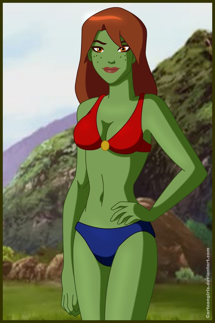 Young justice miss martian speak this