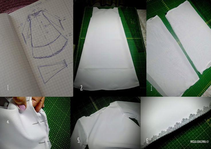 Kostium Anioła - zrób to sam/ Angel costume DIY
