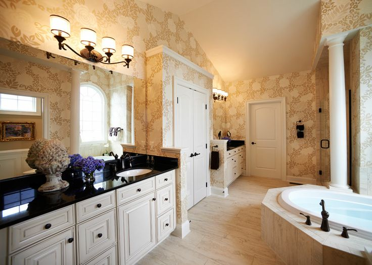 The Clifton Park Master Bathroom