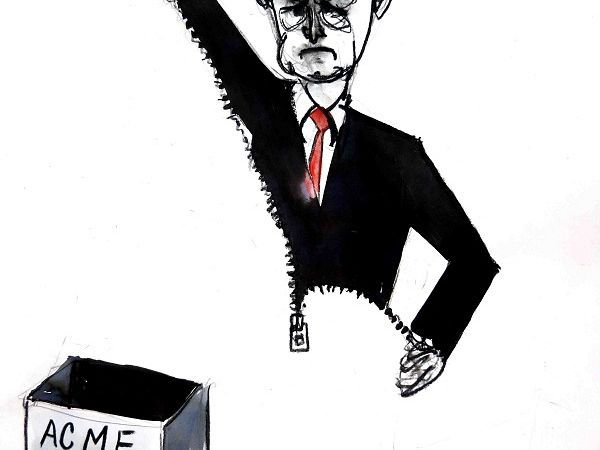 Contributing editor-at-large Tess Lawrence says that with Malcolm Turnbull as prime minister, it is time for Opposition Leader Bill Shorten to disappear — completely. https://independentaustralia.net/politics/politics-display/malcolms-got-bill-by-the-shorten-curlies,8302