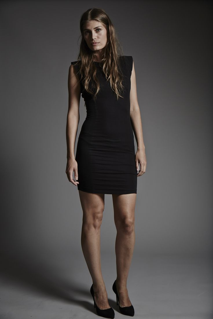 Dress up with this lovely Black dress from STYLEPIT CLOTHING