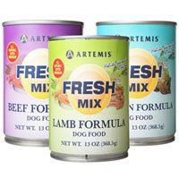 Artemis Fresh Mix 13oz Can Chicken Dog Food * Read more at the image link.